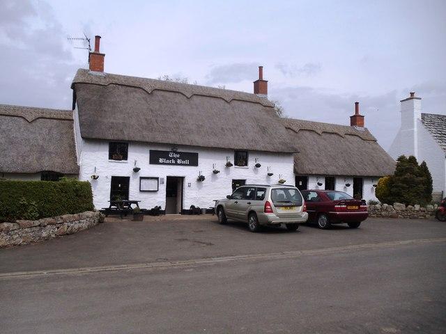 The Black Bull Public House, Etal