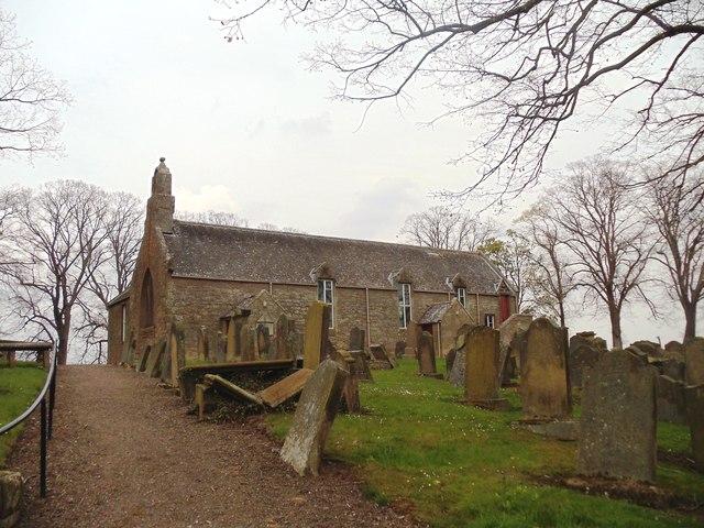 Swinton Kirk, Church of Scotland