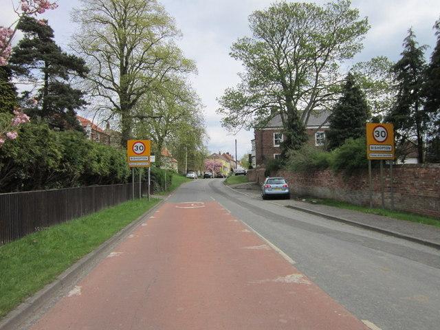 The Green (road) Bishopton