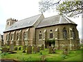 NU0540 : The Church of St Nicholas, West Kyloe by Fenwick by Bill Henderson