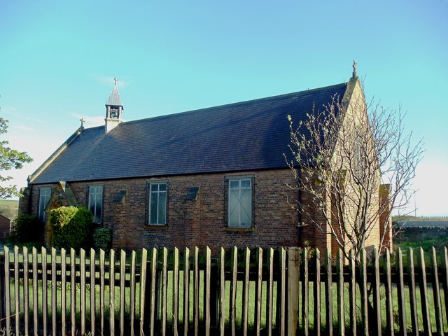 St Andrew's Church, Cambois