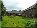 SJ5578 : Outbuildings, Aston Lodge, Aston by Alexander P Kapp
