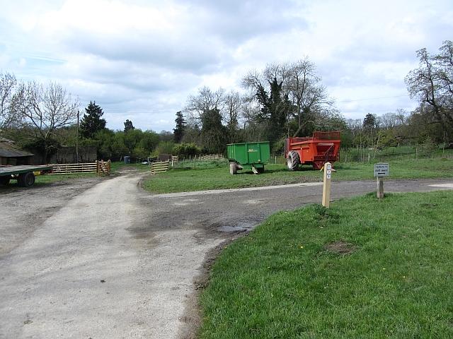 Home Farm, Croft