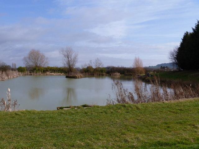 Priory fishing lake [1]