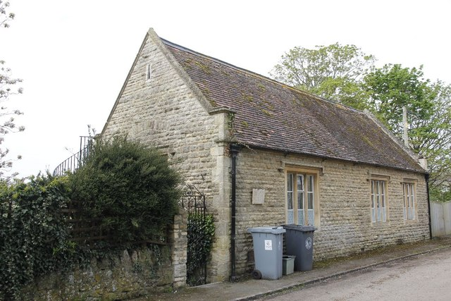 The Old School in Kelmscott