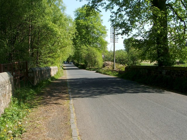 Old Luss Road