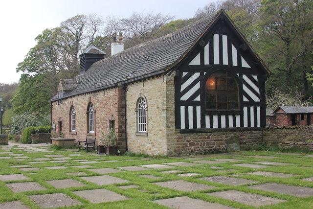 St Chad's chapel, Chadkirk