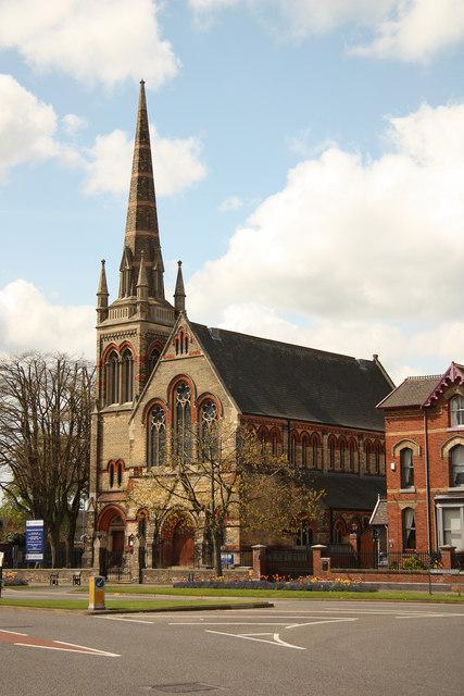 St.Catherine's Methodist church
