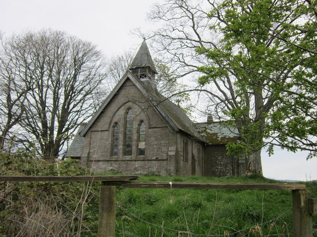 Church of St Kentigern, Kirkcambeck