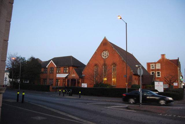 North Camp Methodist Church