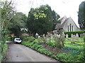 SZ5690 : Church Road, Havenstreet by Malc McDonald