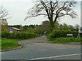 SJ6181 : Limes Lane off the A49 by Alexander P Kapp