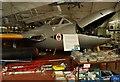 TM3187 : Norfolk and Suffolk Aviation Museum, Flixton by nick macneill