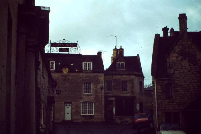 Golden Heart, Painswick