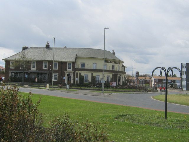 The New Crown Hotel in South Shields