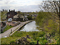SD7506 : Bolton Arm of the Manchester, Bolton and Bury Canal by David Dixon