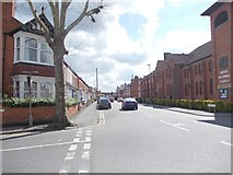 SK5319 : Frederick Street - viewed from Granby Street by Betty Longbottom