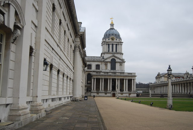 Royal Naval College - Queen Mary's Quarter
