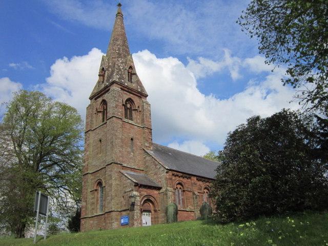 St Paul's Church, Holme Eden