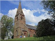 NY4756 : St Paul's Church, Holme Eden by Ian S