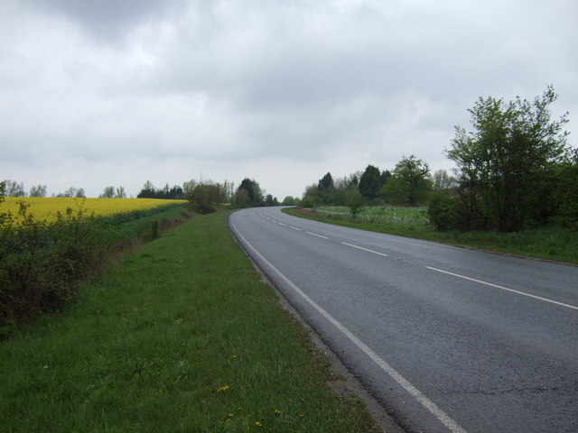 A142 towards Chatteris