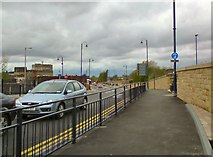 SJ9499 : Ashton Northern Relief Road by Gerald England