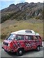 NN1756 : The tartan camper by kim traynor