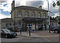 TQ1969 : Norbiton Railway Station by Julian P Guffogg