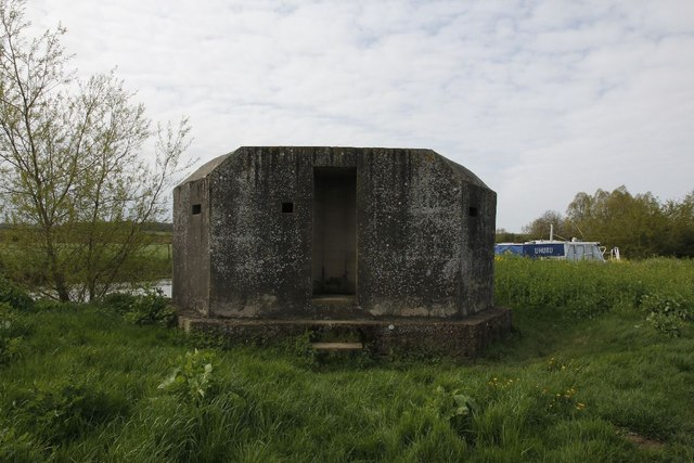 Back of the pillbox