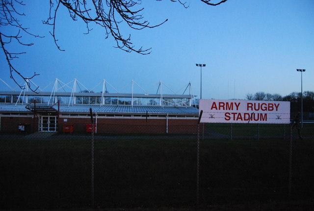 Army Rugby Stadium