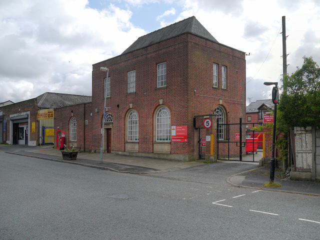 Atherton Delivery Office, Crab Tree Lane