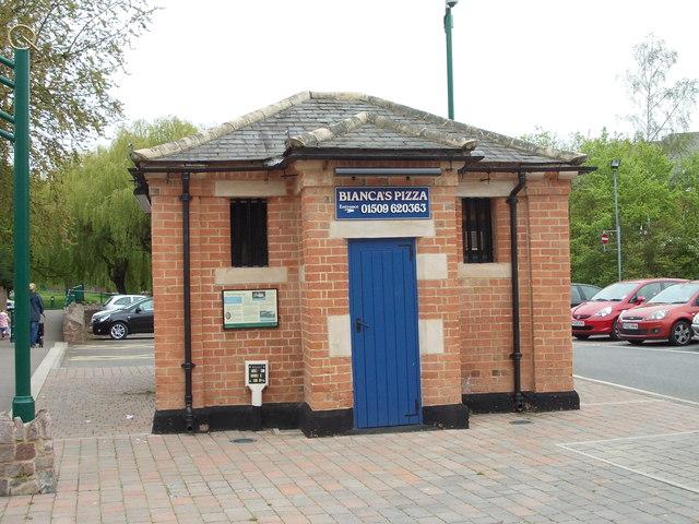 Former Old Lock Up - Station Road