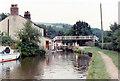 SJ9169 : Royal Oak Swing Bridge by Jo Turner