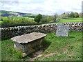 SK2276 : Riley Graves: John Hancock (Senior & Junior's) graves by Anthony Parkes