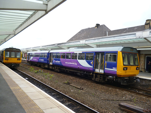 Middlesbrough station:  'Pacers'
