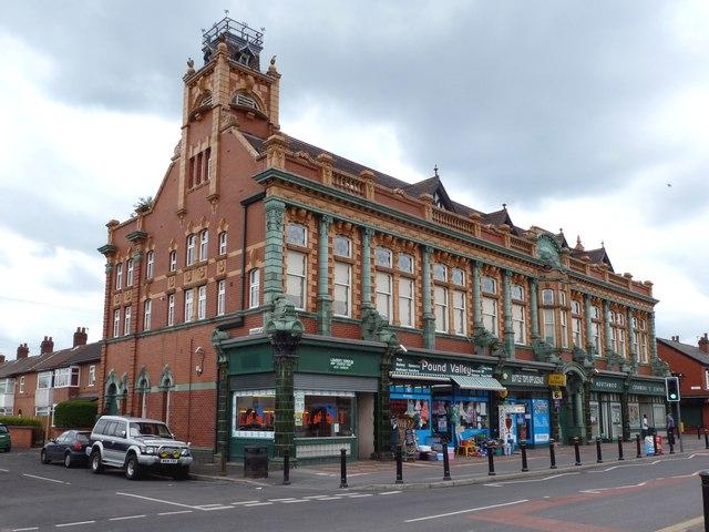 Beswick Co-operative Society Building