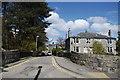NJ8902 : View up St Devenick's Place, Cults by Bill Harrison