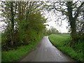 TL9751 : Balls Hill towards Kettlebaston by JThomas