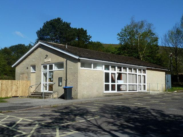Edale village hall