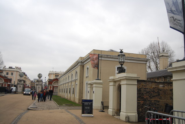 Former Royal Naval College - The Old Brewery