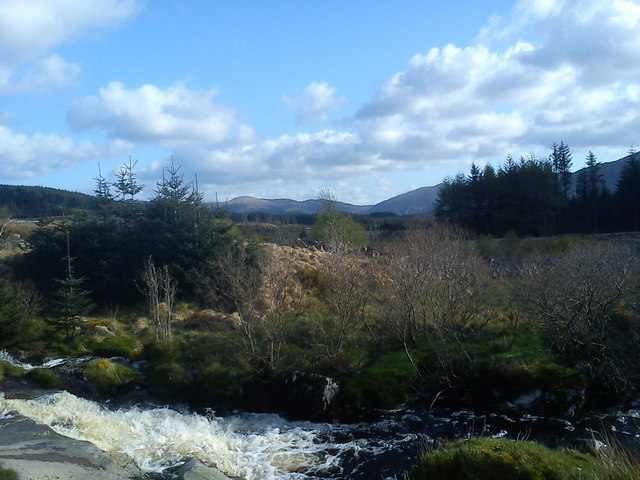 Spring In the Galloways