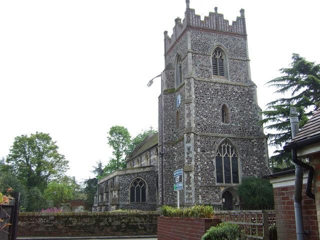 St Mary the Virgin Church, Ardleigh