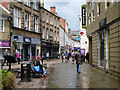 NY9363 : Hexham:  Fore Street by Dr Neil Clifton