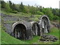 SO1410 : Sirhowy Ironworks, Dukestown, Tredegar by Robin Drayton