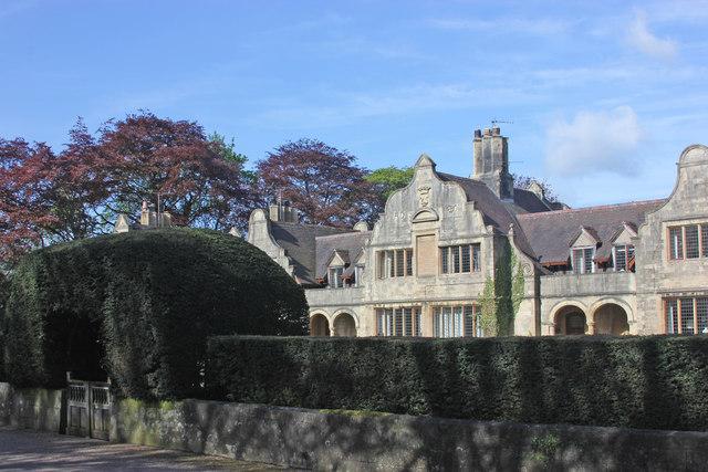 The Winnings Almshouses, Welbeck Abbey