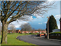 SJ3875 : Greasby Drive, Great Sutton by Des Blenkinsopp