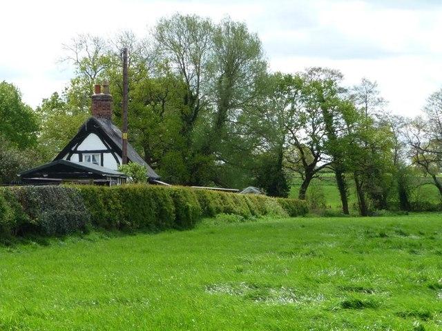 Parkside Cottage, on Sudlow Lane