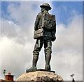 J6268 : Ballywalter war memorial (2012-1) by Albert Bridge