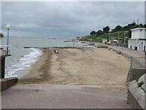 TM1714 : Beach, Clacton-on-Sea by JThomas