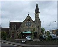 TM1714 : Trinity Methodist Church, Clacton-on-Sea by JThomas